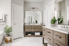 Bathroom of the Week: Save-and-Splurge Strategy for a Master Bath