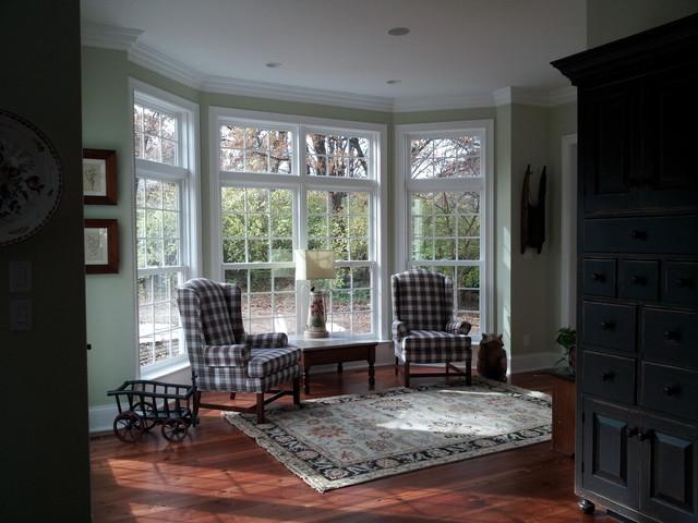 Home design - traditional home design idea in St Louis