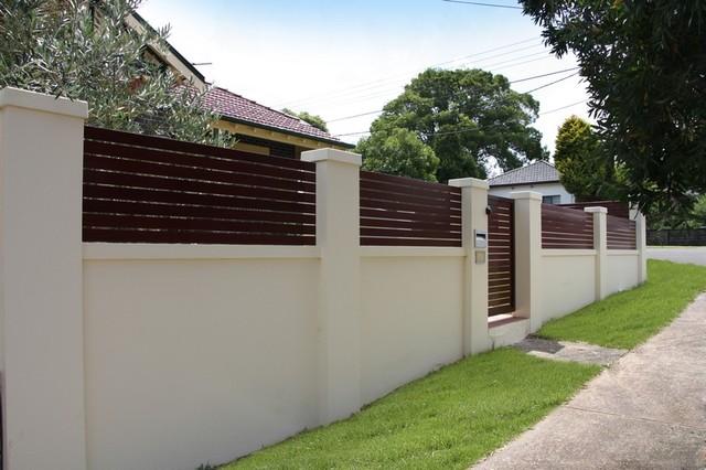 3 Meter High Perimeter Walls Other By Sanctum Co Ltd