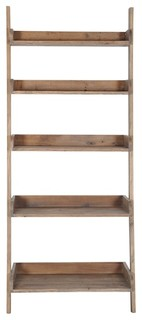 Hughes Henshaw Leaning Bookcase