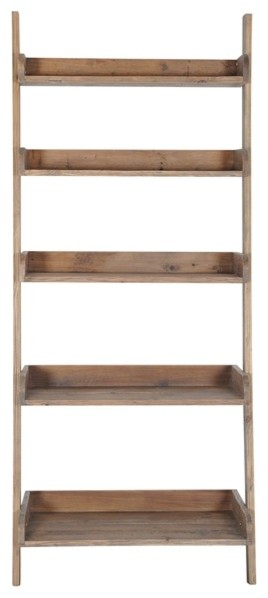 Hughes Henshaw Leaning Bookcase.