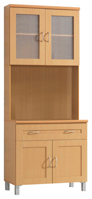 Kitchen Cabinet, Beech