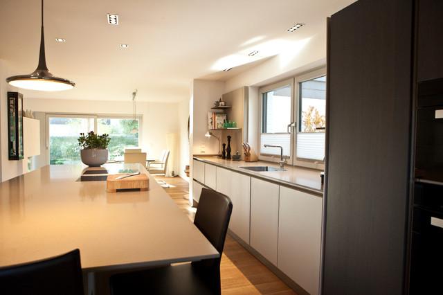 Minimalistische keuken luxe atlas oktawia kuchnia styl