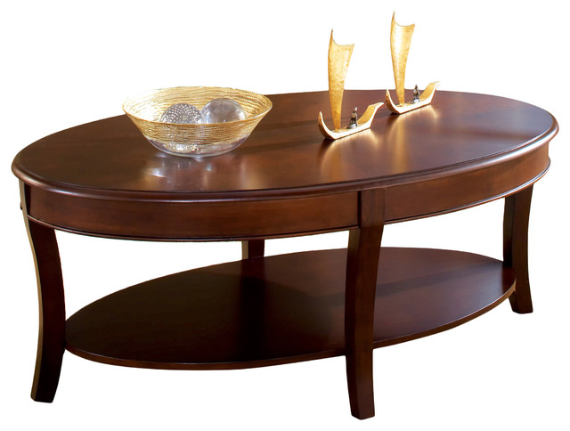 troy cocktail table - transitional - coffee tables -steve silver