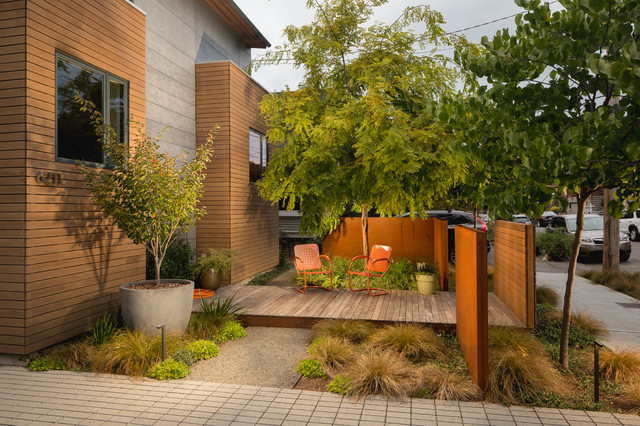 12 Outdoor Screen Ideas That Are Pretty And Private Houzz Au