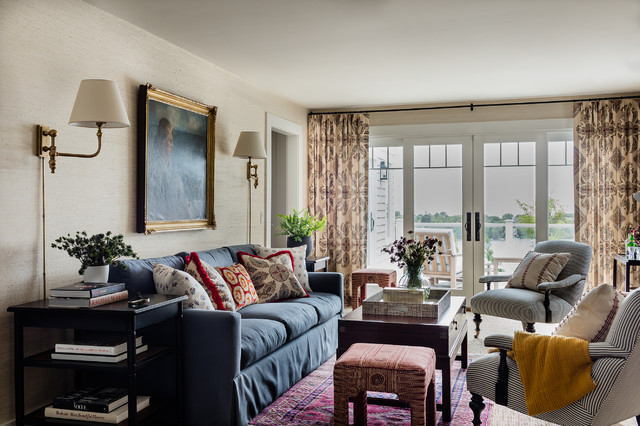 Inspiration for a timeless home design remodel in San Francisco
