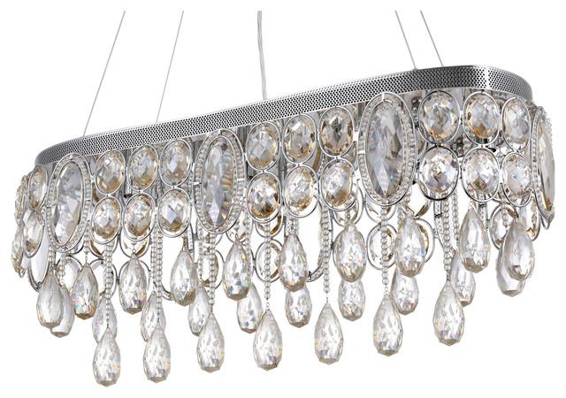 Tomia crystal chandeliers malaga 10 light contemporary crystal malaga 10 light contemporary crystal chandelier oval shape amber crystals contemporary chandeliers aloadofball Gallery