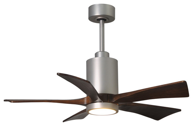 Patricia 5 Blade 60 Paddle Fan With Light Kit.