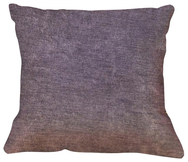 Eggplant Pillow Contemporary Decorative Pillows By Wildwood Adorable Eggplant Decorative Pillows