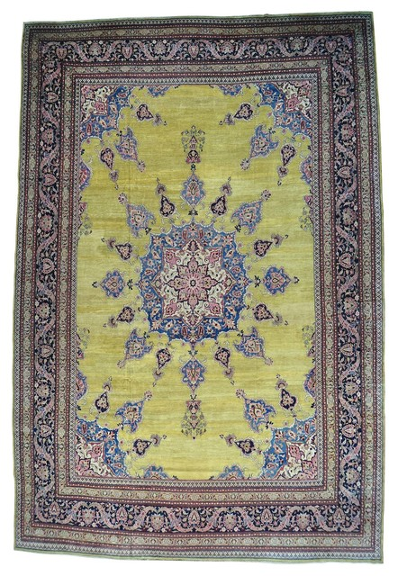 Mansion Sized Area Rugs 1800 Get A Rug Size Khorasan Handmade Houzz