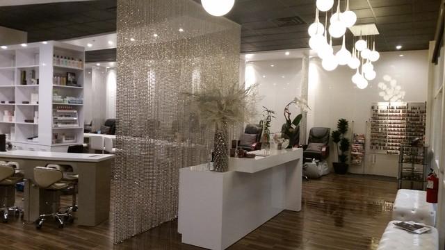 Desert Nail Salon - Modern - Phoenix - by S&S Custom Cabinets