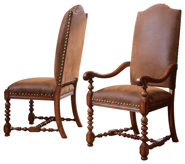Hooker Furniture Waverly Place Upholstered Dining Chairs, Set Of 2, Side
