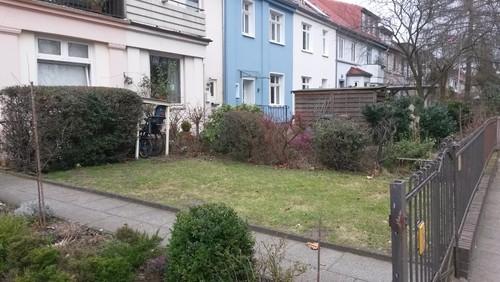 Vorgarten neu gestalten