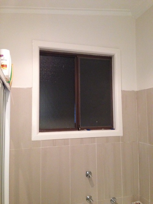 Bathroom Windows Design India bathroom window covering.