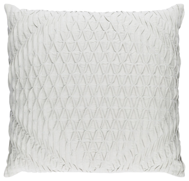 Baker Pillow 18x18x4 Contemporary Outdoor Cushions And