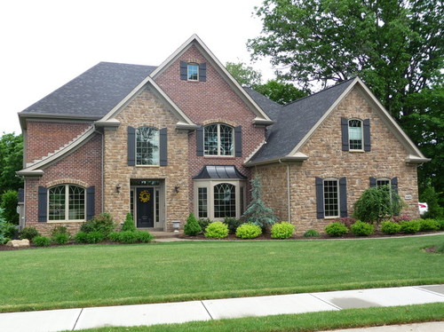 Suggestions For Brick And Stone Exterior