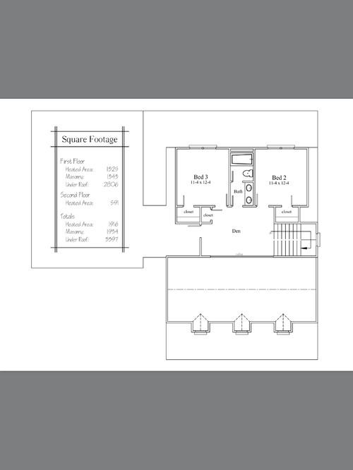 Money saving tips on this house plan for House plan guys