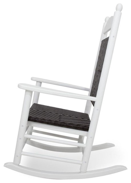 Eco friendly Woven Rocker in Cahaba Traditional  : traditional rocking chairs from www.houzz.com size 460 x 640 jpeg 30kB