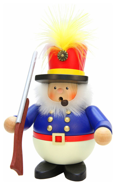 Alexander Taron Christian Ulbricht Holiday Home Decor Soldier Incense Burner.