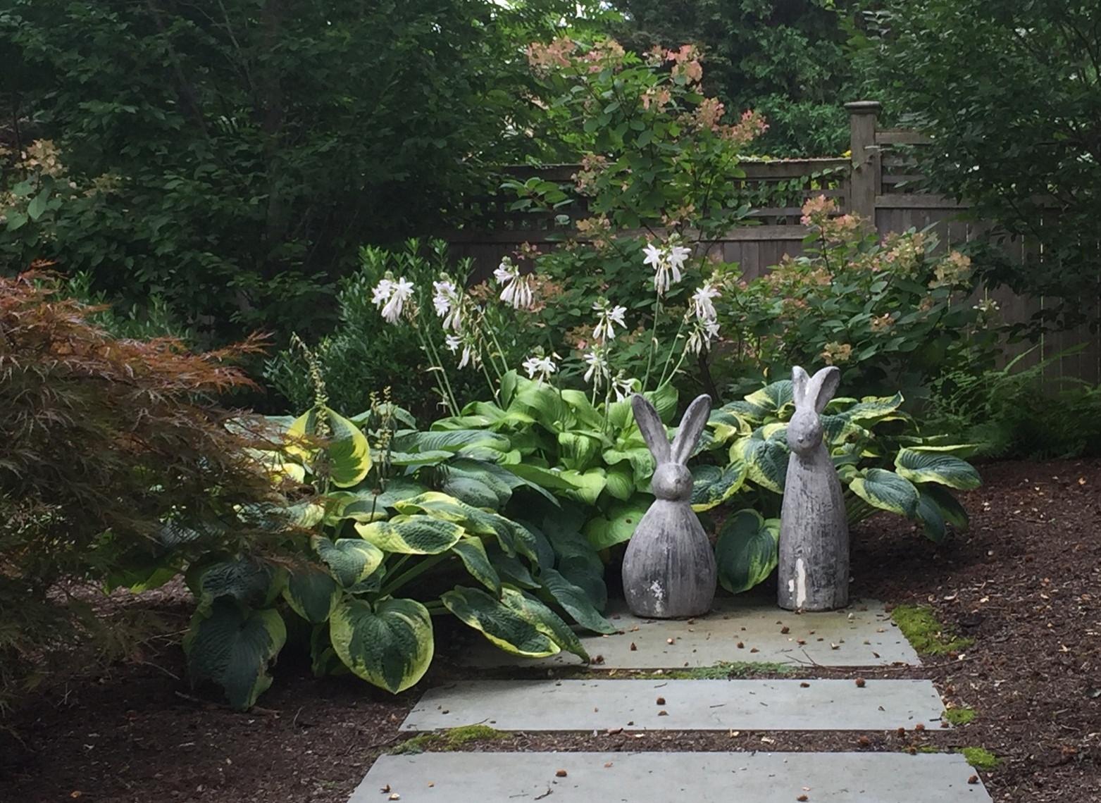 Lexington Arts and Crafts Garden