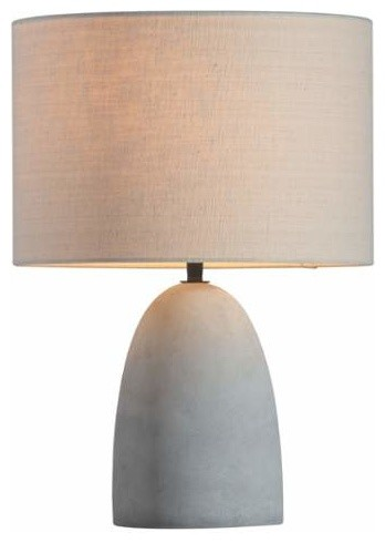zuo modern vigor table lamp with cylinder shade - Modern Table Lamp