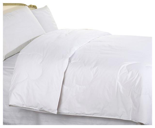 Cottonloft All Natural Down Alternative 100% Cotton Filled ... : cotton filled quilt - Adamdwight.com
