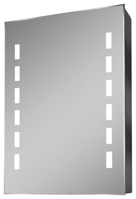 Powerful Vision Ltd. - Diamond X Collection Kara LED Cabinet With Internal Shaver Socket and ...