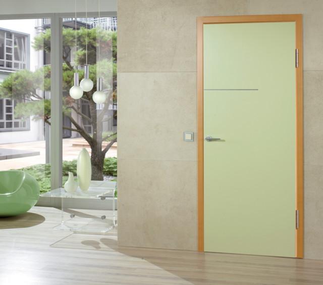 Doors midcentury living room miami by bartels doors amp hardware