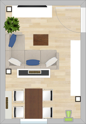 Narrow 3m X 5m Room How To Design