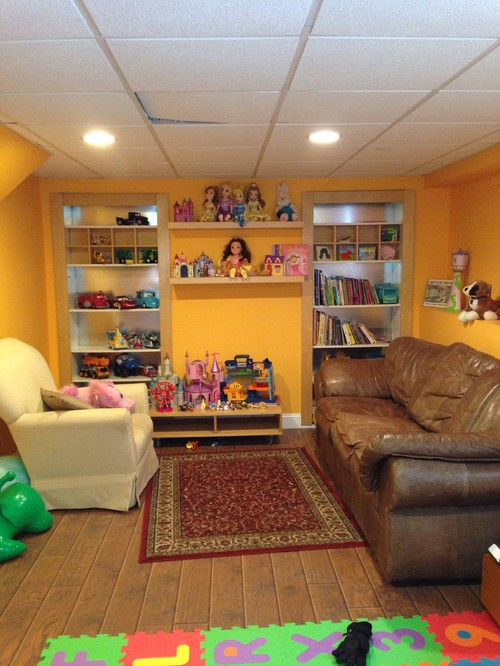 Playroom for 9 6 4 year olds for Room decor for 6 year old boy