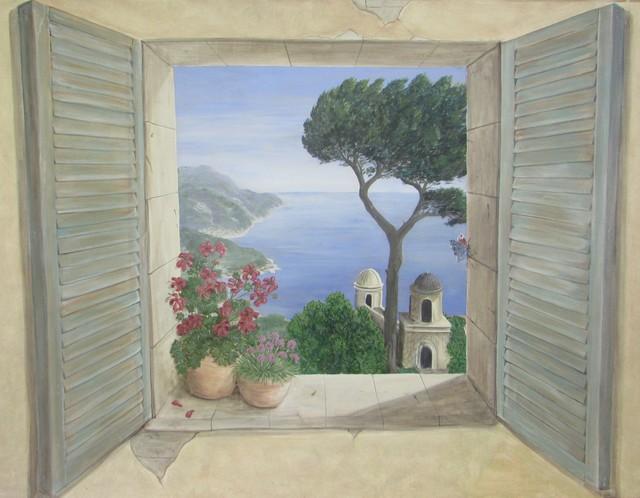 coastal view trompe l oeil 28 images 17 best images. Black Bedroom Furniture Sets. Home Design Ideas