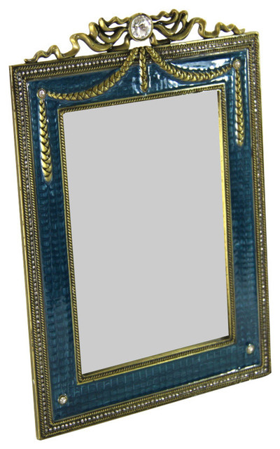 Royal Family Faberge Style Rhinestone Picture Frame - Traditional ...