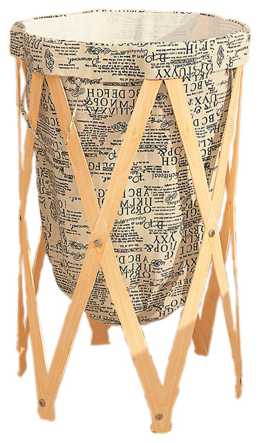 Collapsible Laundry Hamper Blh3.