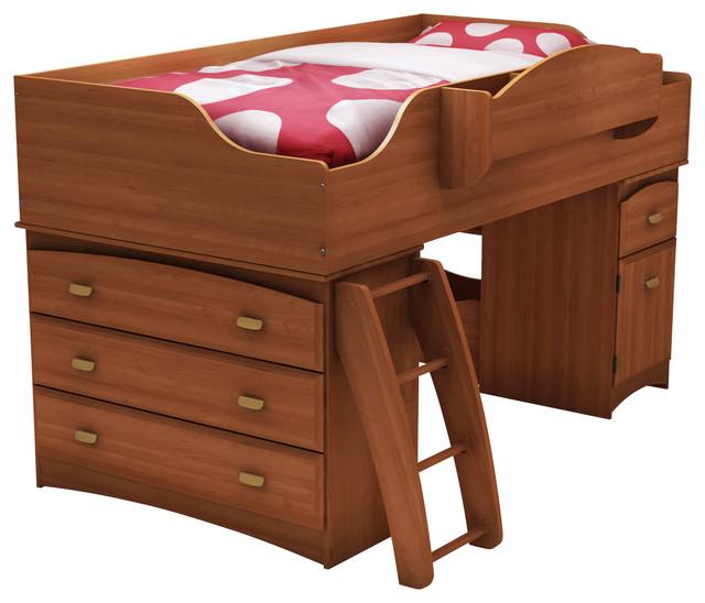 Stratford Loft Bed, Twin.