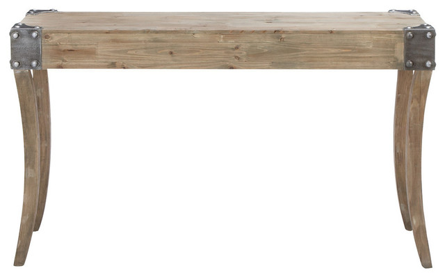 Wood Console Table Modern Console Tables