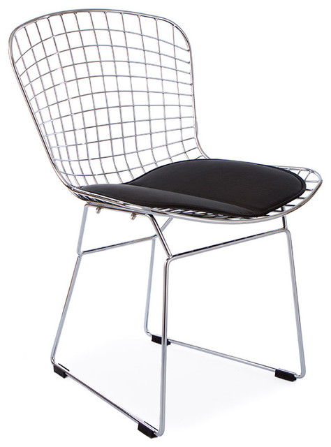 Wire Dining Chair Outdoor Dining Chairs Other by Furniture Source World