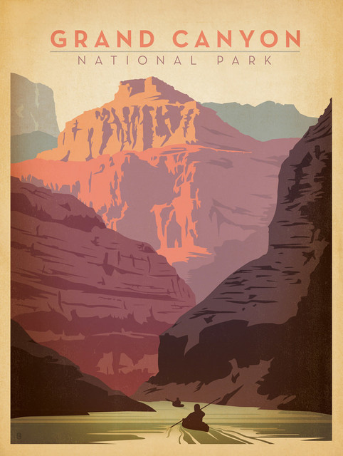 Grand Canyon National Park Gallery Print 18 Quot X24