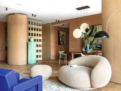 Houzz тур: Квартира в Москве для семьи с тремя детьми