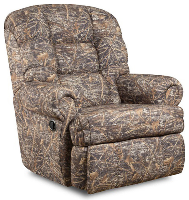 Astounding Offex Big And Tall 350 Lb Capacity Camouflaged Encore Conceal Brown Fabric Machost Co Dining Chair Design Ideas Machostcouk