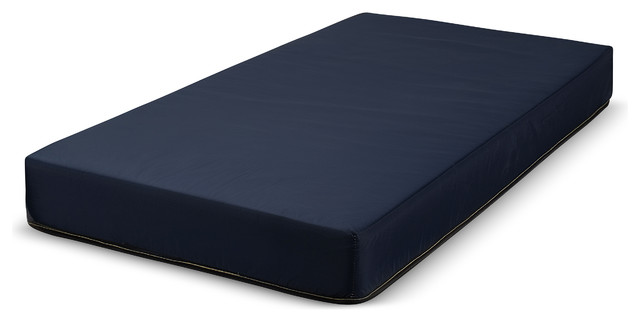 Fortnight Bedding 6 Quot Foam Mattress With Blue Nylon Cover