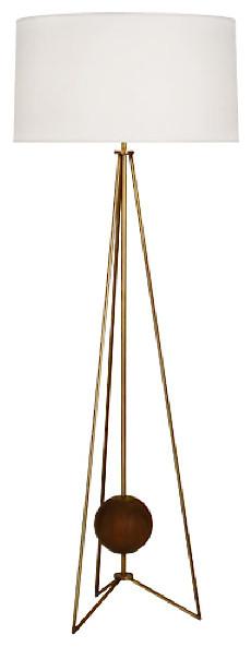 Samantha Adjustable Floor Lamp