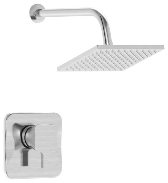 Single Handle Shower Unit, Honourable Series by Parmir Water Systems, Inc.