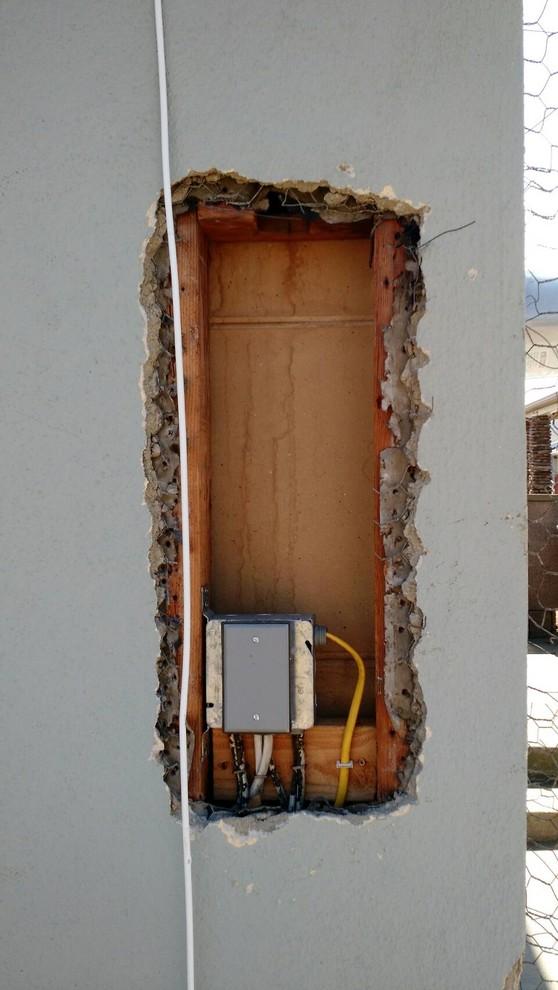 Stucco Patch Repair