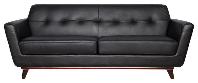 Leisuremod Modern Luray Tufted Sofa Midcentury Sofas By Leisuremod