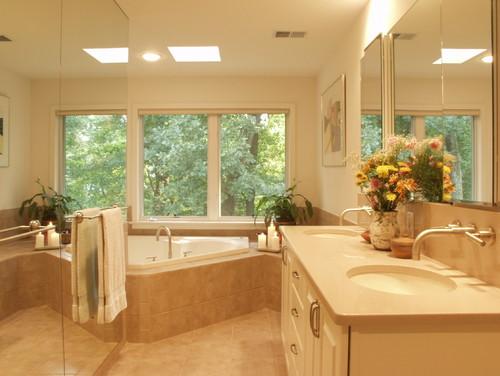 Before & After: Bethesda Master Bathroom Expansion