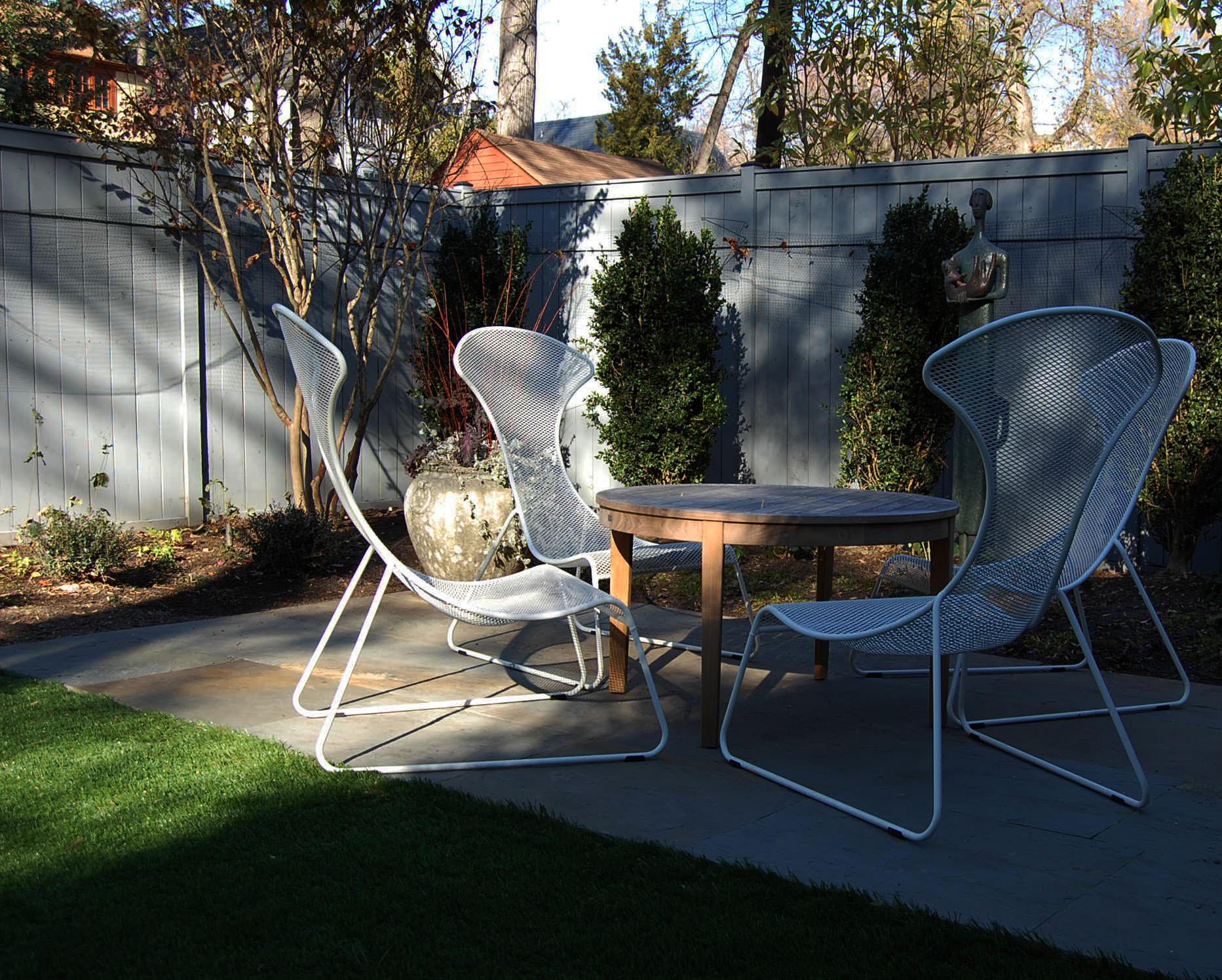 Northwest DC Contemporary garden