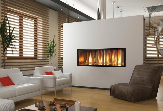 FireplaceX Xtreme 6020 Linear GreenSmart Gas Fireplace ...
