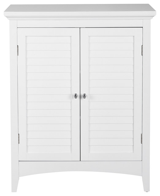 Riverhead Wide Cabinet, White.
