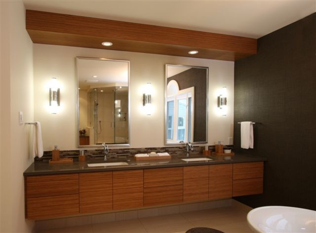 Bathrooms Modern Bathroom Toronto By GCW Custom