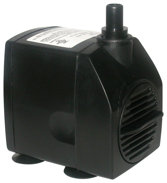 Power Head Pump 180 Gph With 6 Foot Cord Contemporary